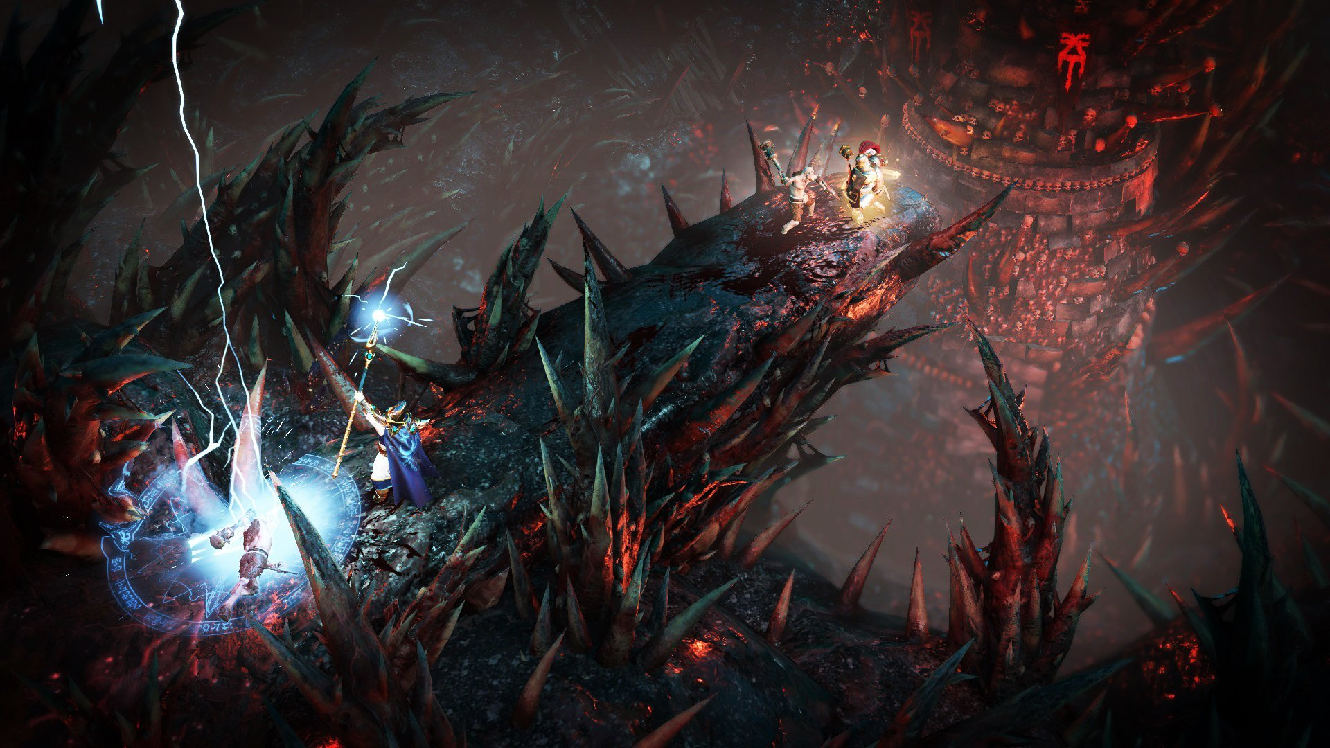Warhammer: Chaosbane Review: A Hack-and-Slash Adventure Without Purpose