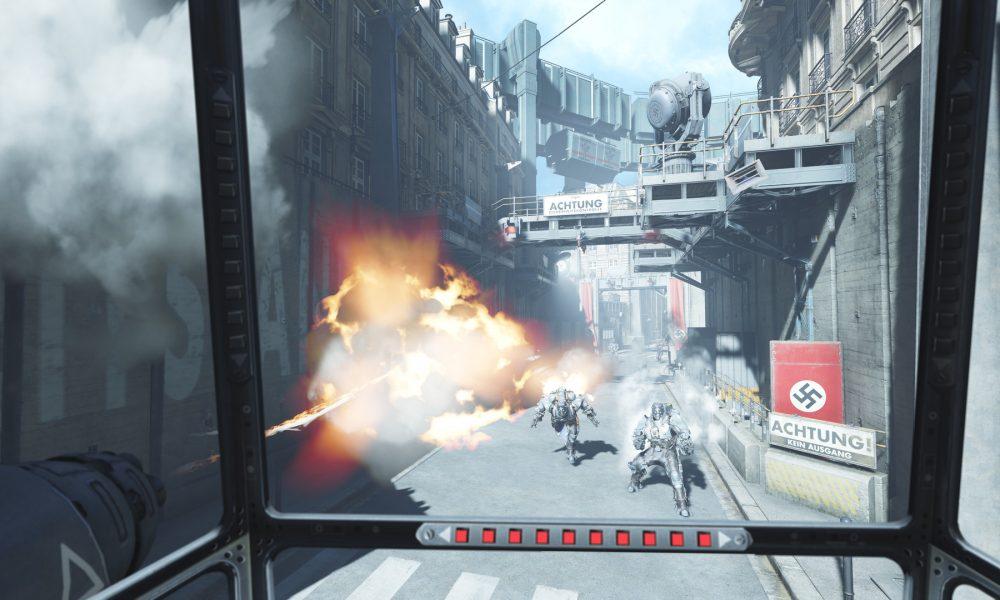 Review: In Wolfenstein: Cyberpilot, Killing Nazis Is a