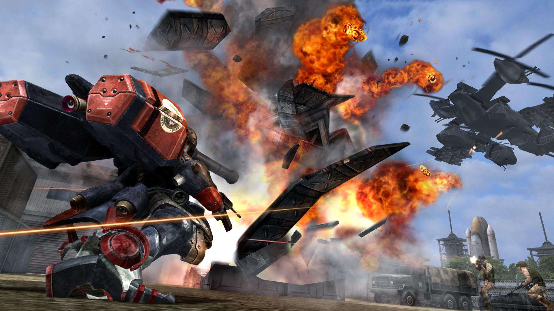 Review: Metal Wolf Chaos XD Plays Like a Vicious Indictment of Our