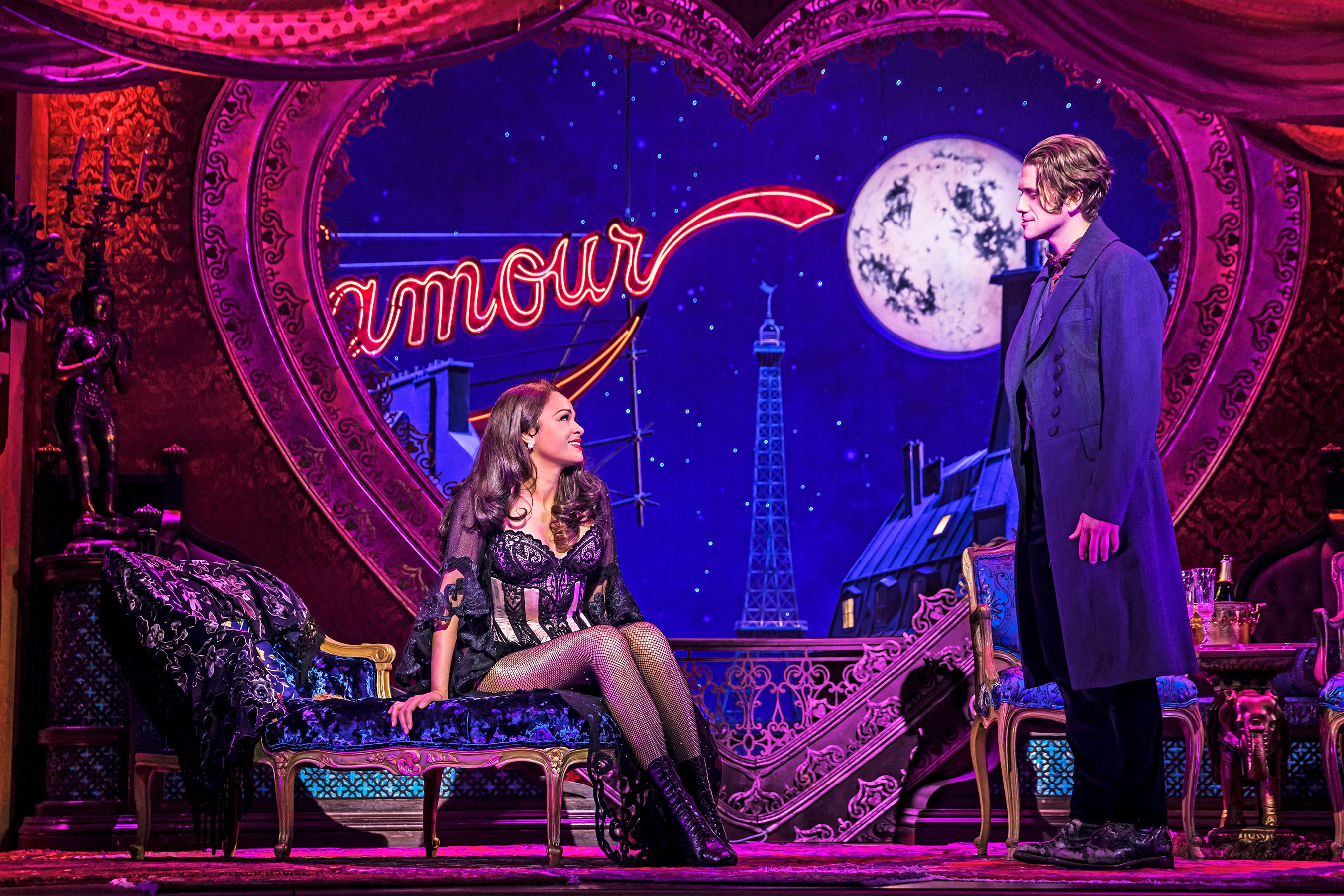 Review: Moulin Rouge! Is a Great American Musical for the
