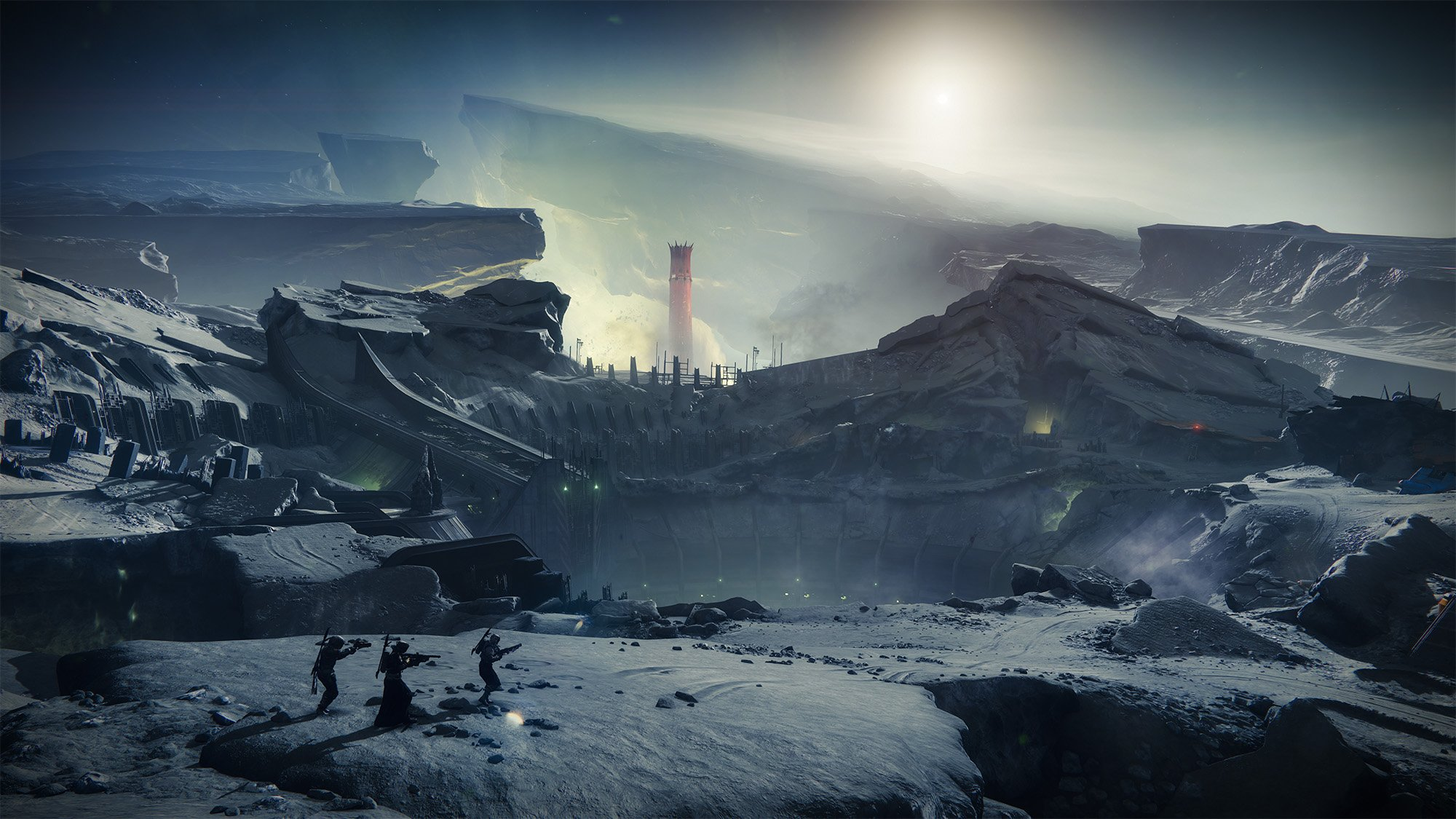 Destiny 2: Shadowkeep' Review: One Giant Leap for the Bungie