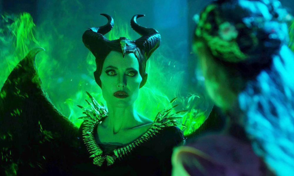 Maleficent Mistress Of Evil Review Transforming Thorny
