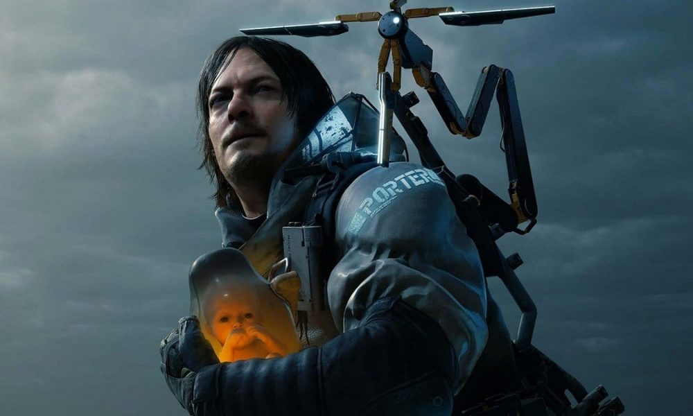 Death Stranding Review A Surreal Elegy To The Work That Binds A