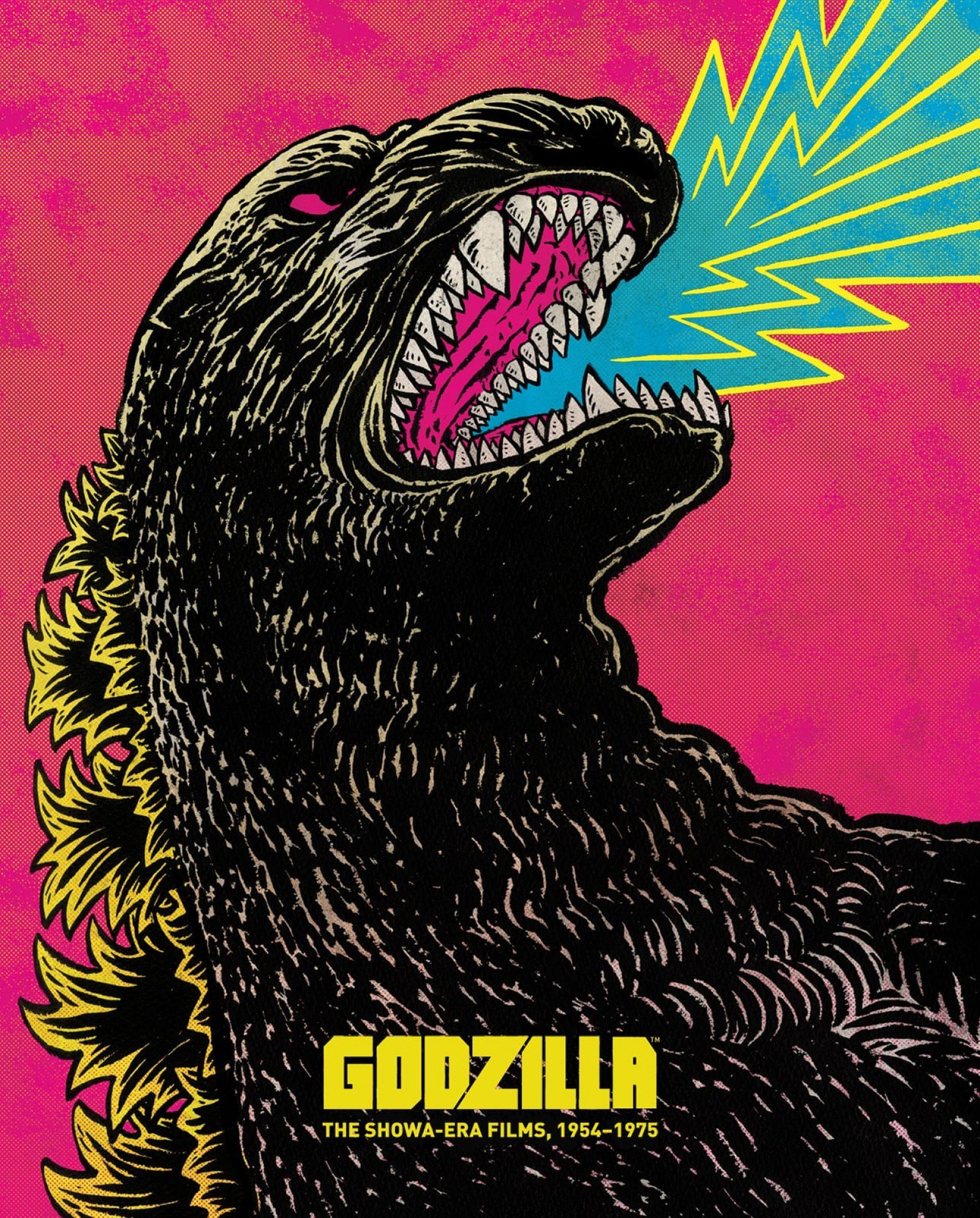 Godzilla: The Showa-Era Films 1954-1975