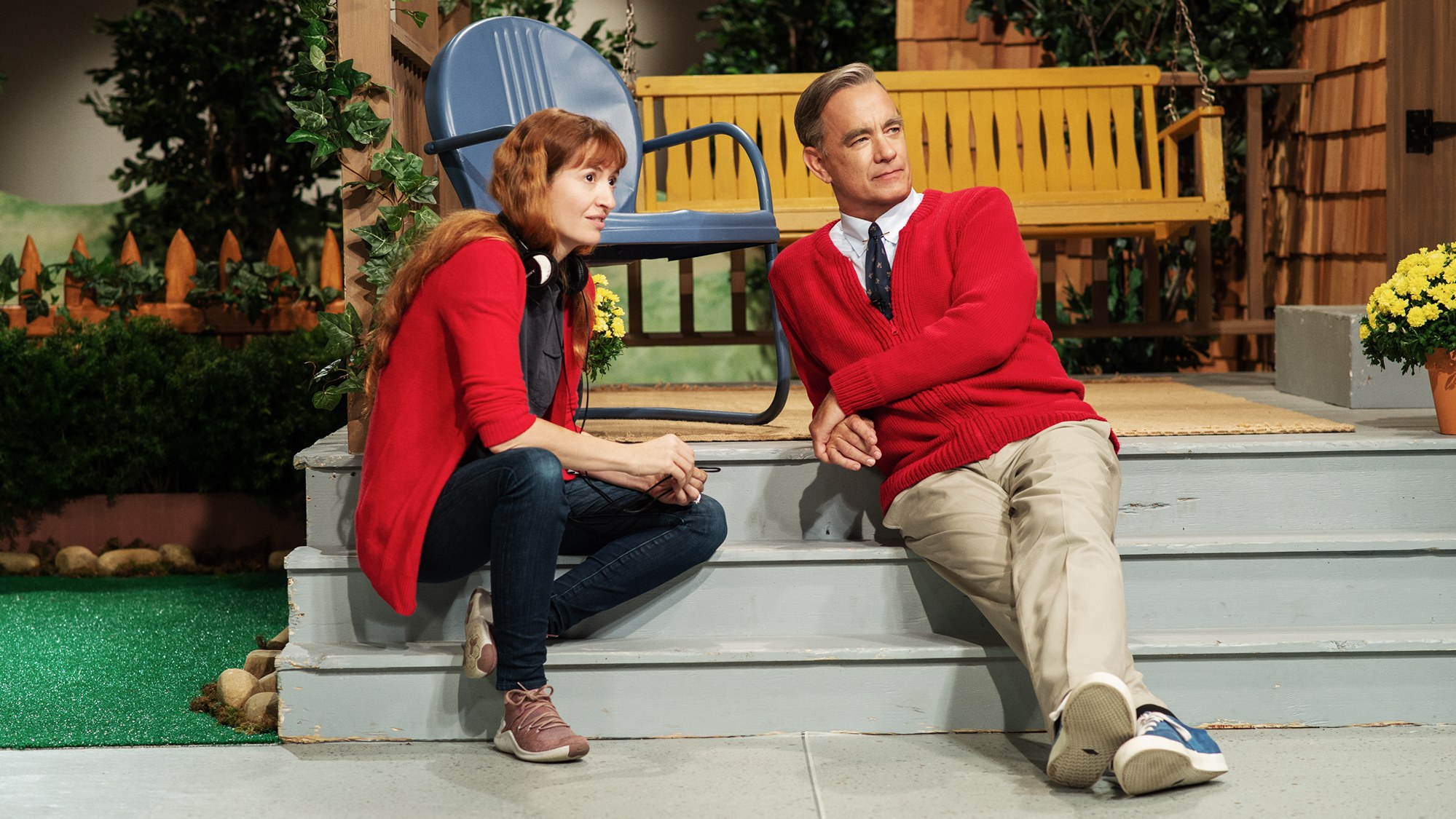 Interview Marielle Heller On Mr Rogers And A Beautiful Day In The Neighborhood Slant Magazine