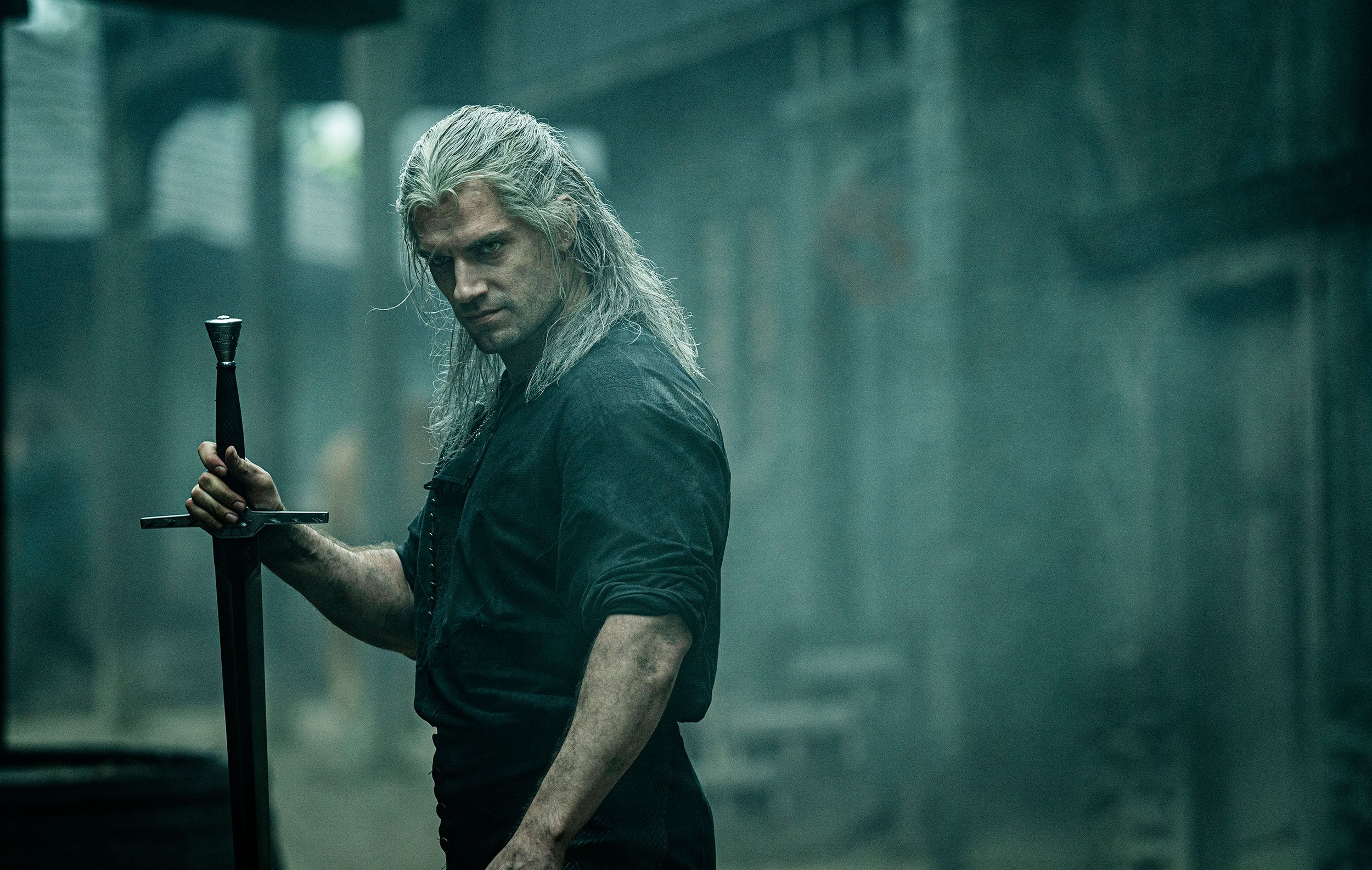 Bananas Porn Gay Money the witcher' review: the series favors fight scenes over