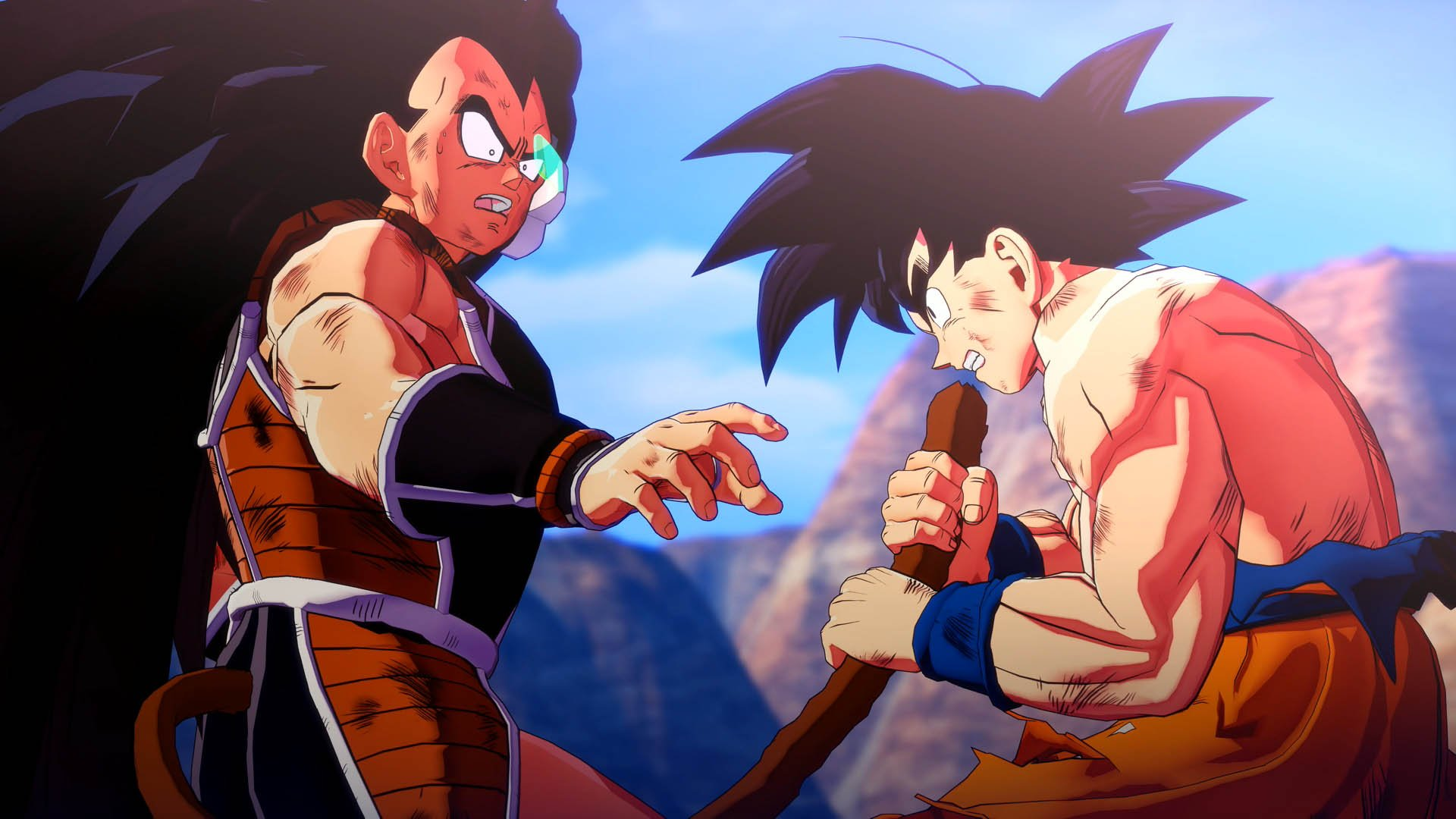 Dragon Ball Z Kakarot Review A Bloated Serving Of More Of The Same