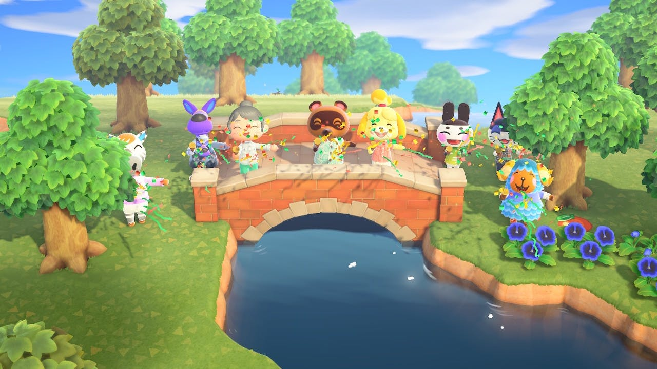 Animal Crossing: New Horizons' Review: God of the Sandbox