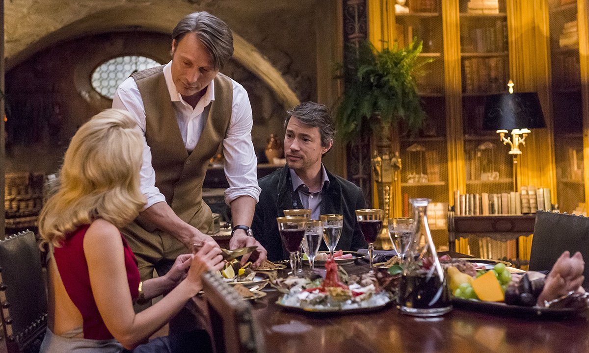 Hannibal, Antipasto