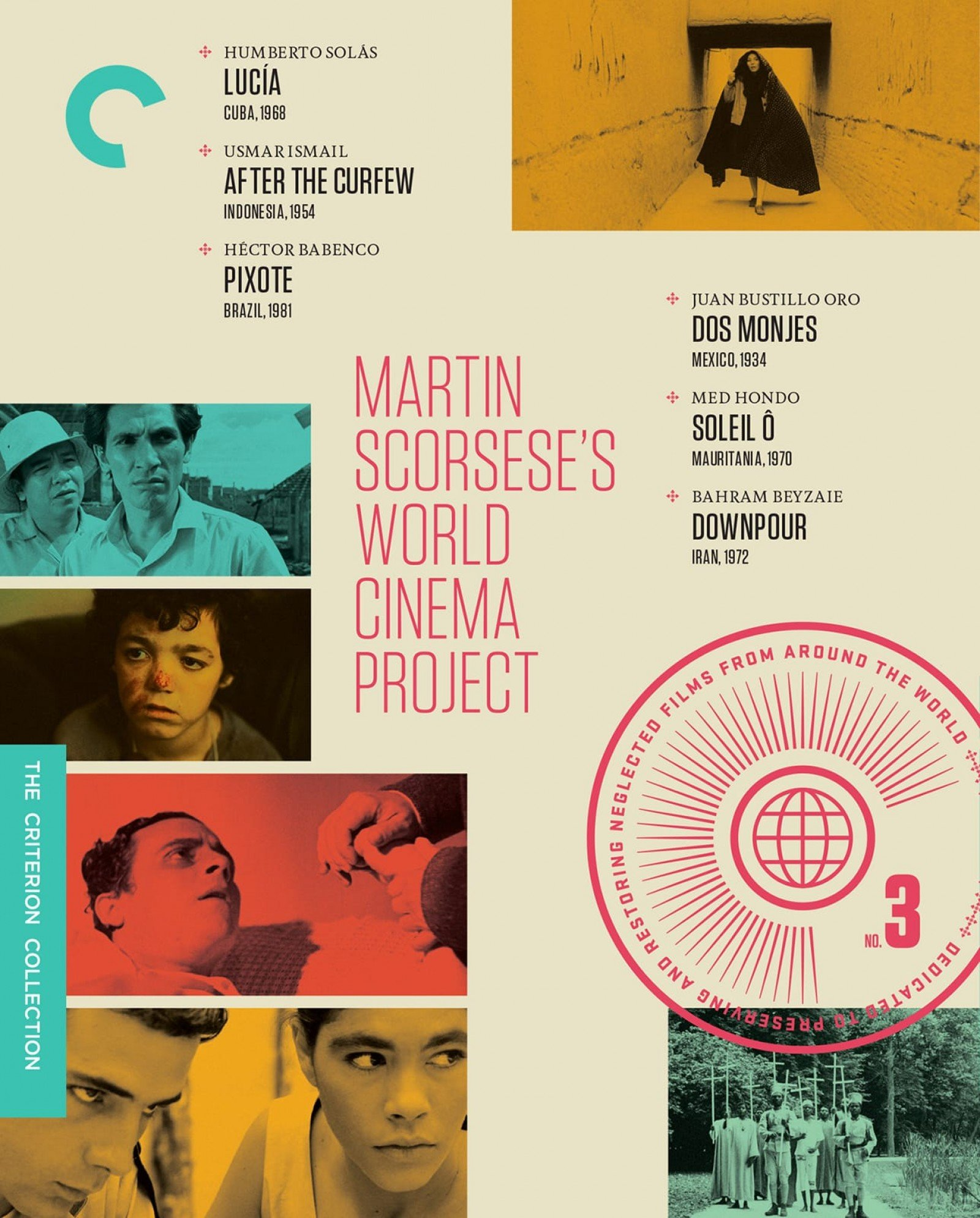 Martin Scorsese's World Cinema Project Vol. 3