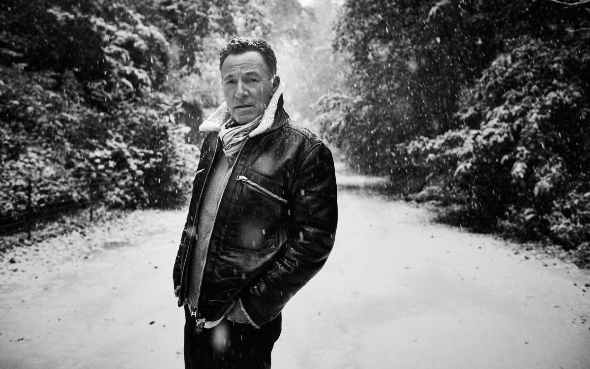 Bruce Springsteen, Letter to You