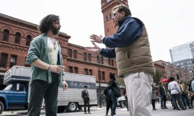 Interview: Aaron Sorkin on The Trial of the Chicago 7, Steven Spielberg, and More