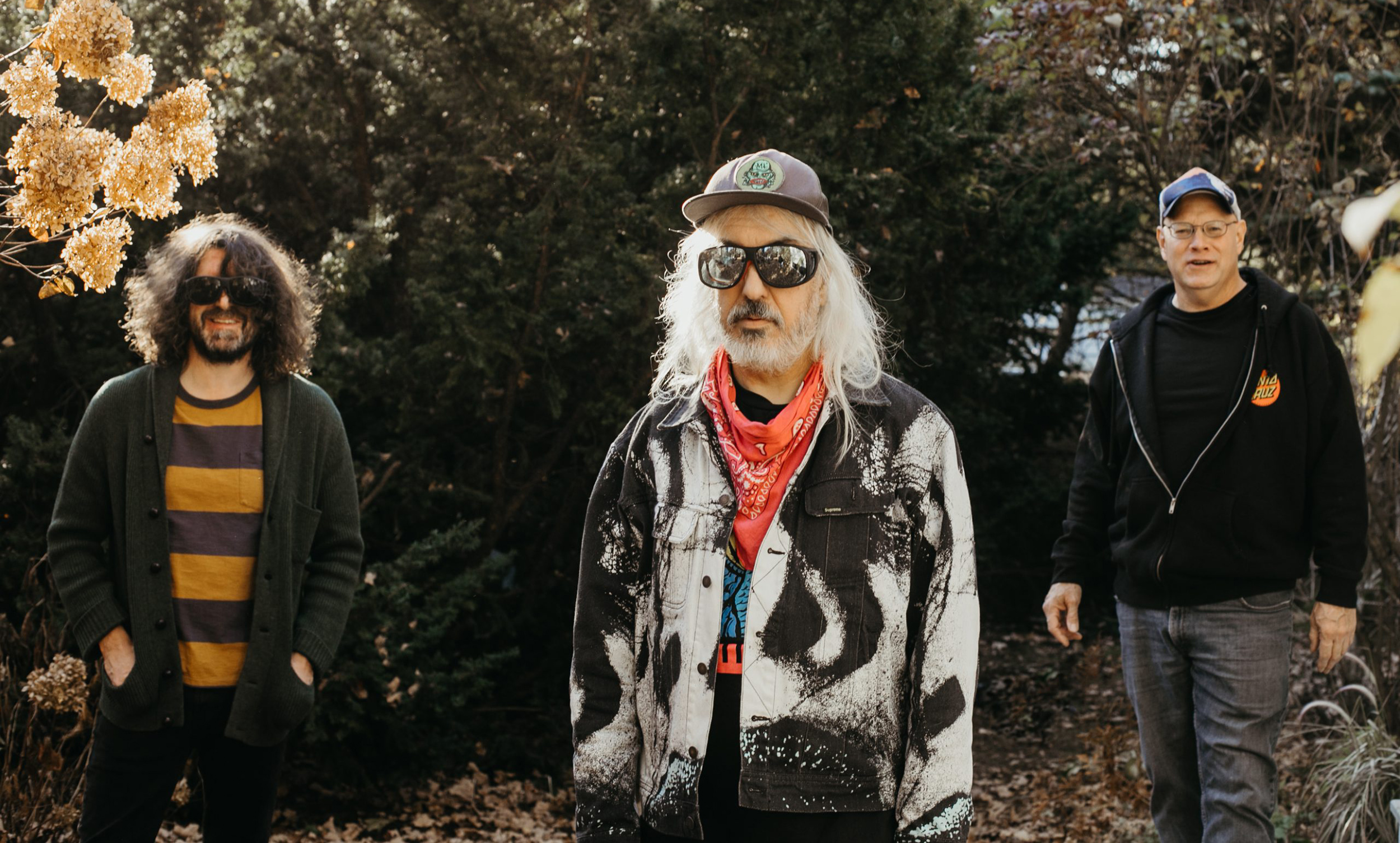 Dinosaur Jr.'s 'Sweep It Into Space' Review: An Exuberant Musical  Affirmation
